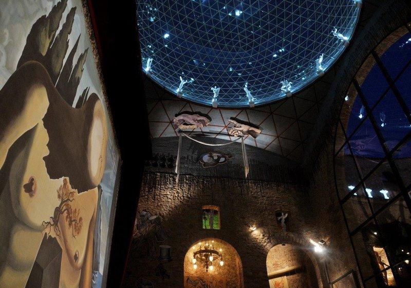Imatge de la Fundació Gala-Salvador Dalí