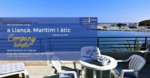 Facebook a Llançà, Marítim I àtic L107